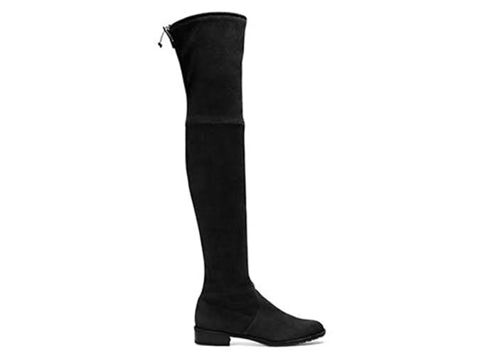 stuart weitzman flat over the knee boots