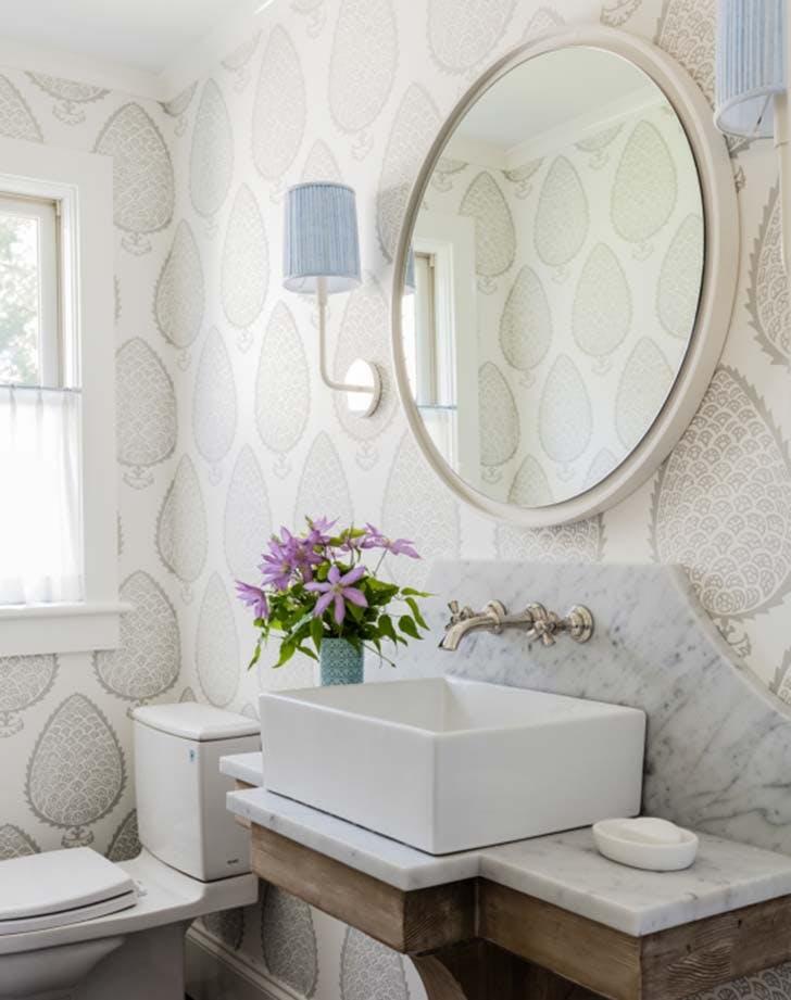 tharon anderson white bathroom
