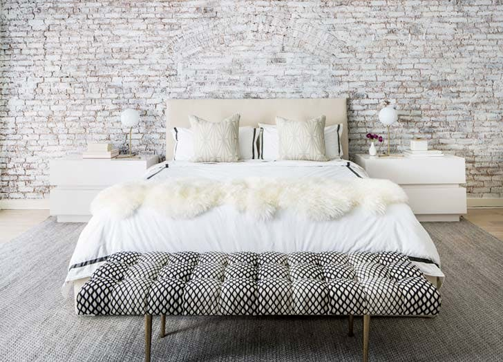 tharon anderson white bedroom