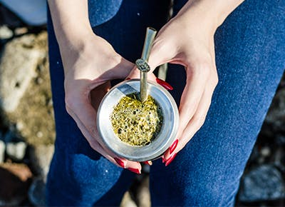what is yerba mate 400