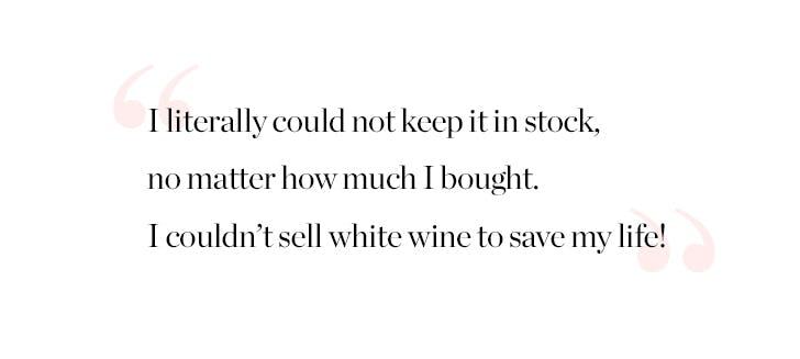 white wine pull quote