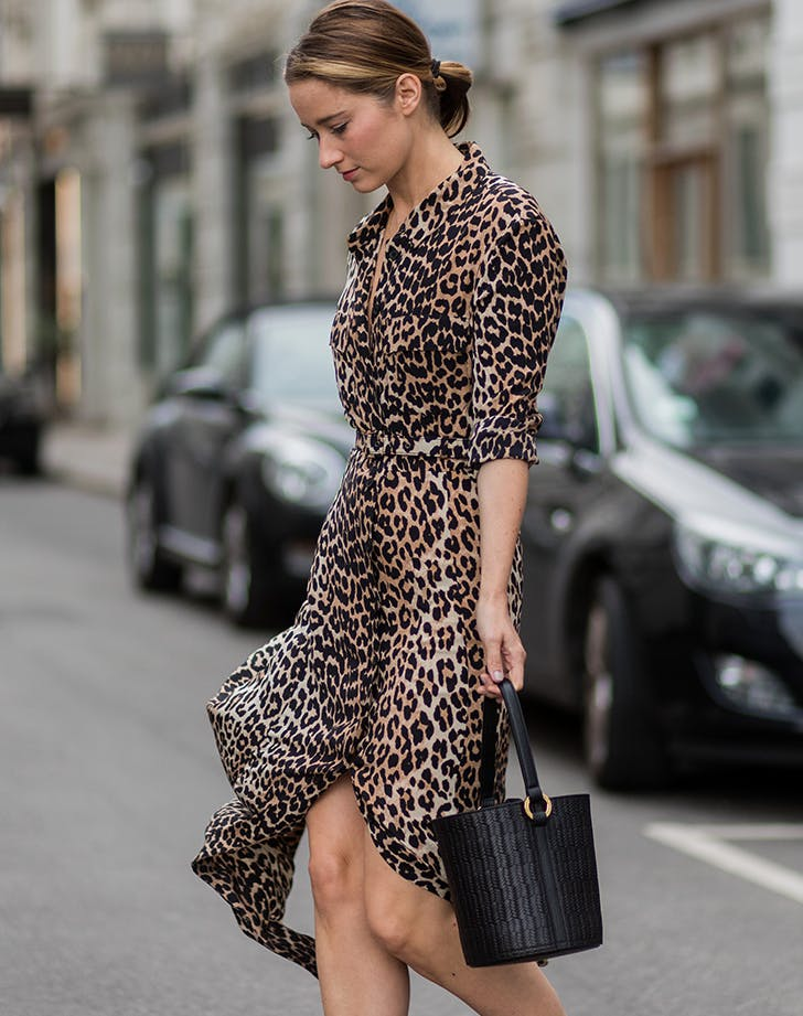 8ed927df63 How to Wear Leopard Print and Look Trendy - PureWow