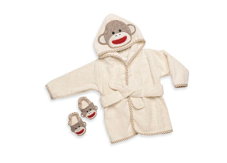 Baby Bathrobe from Bed Bath and Beyond