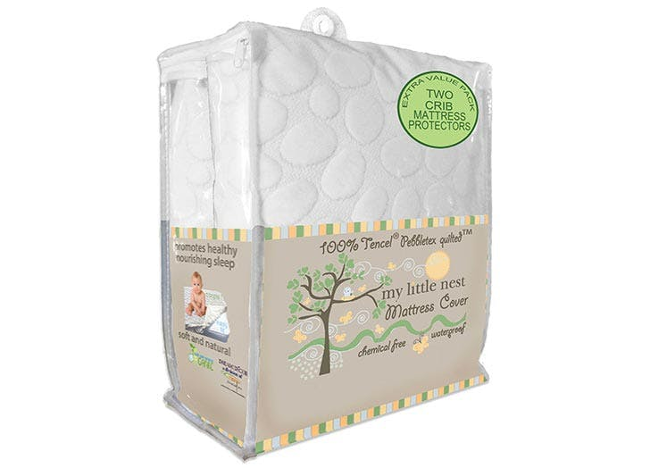 Bed Bath and Beyond crib matress protector baby registry