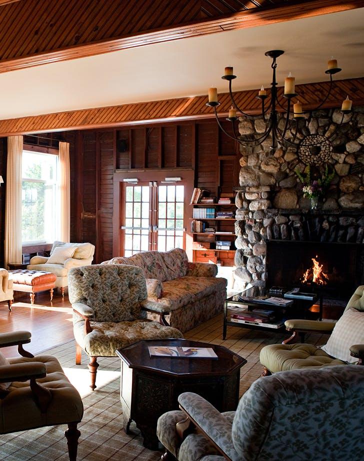 Chebeague Island Inn in Maine