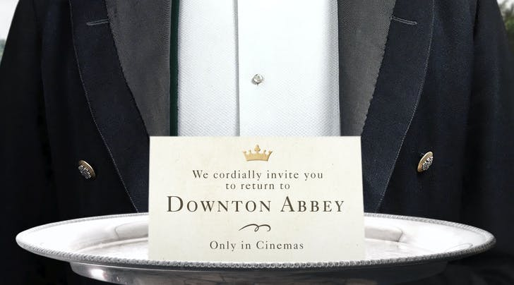 The 'Downton Abbey' Movie Just Snagged a Release Date