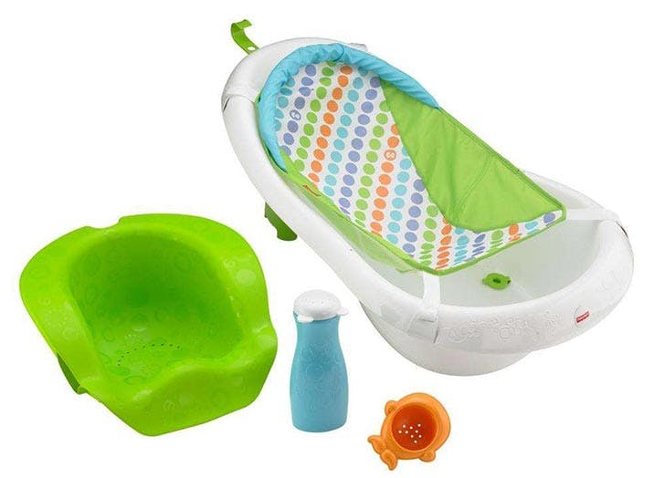 Fisher Price 4 in 1 Sling  n Seat Tub from Walmart Baby Registry