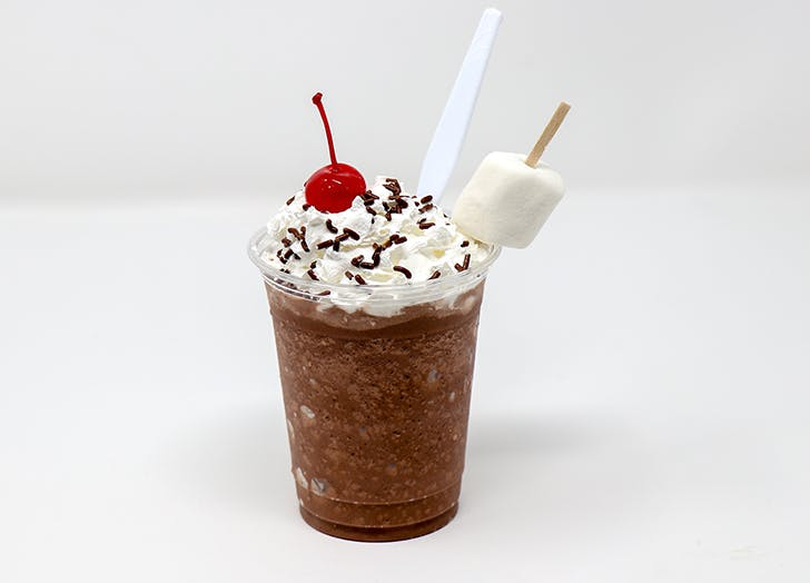 Frosty s Frozen Hot Chocolate