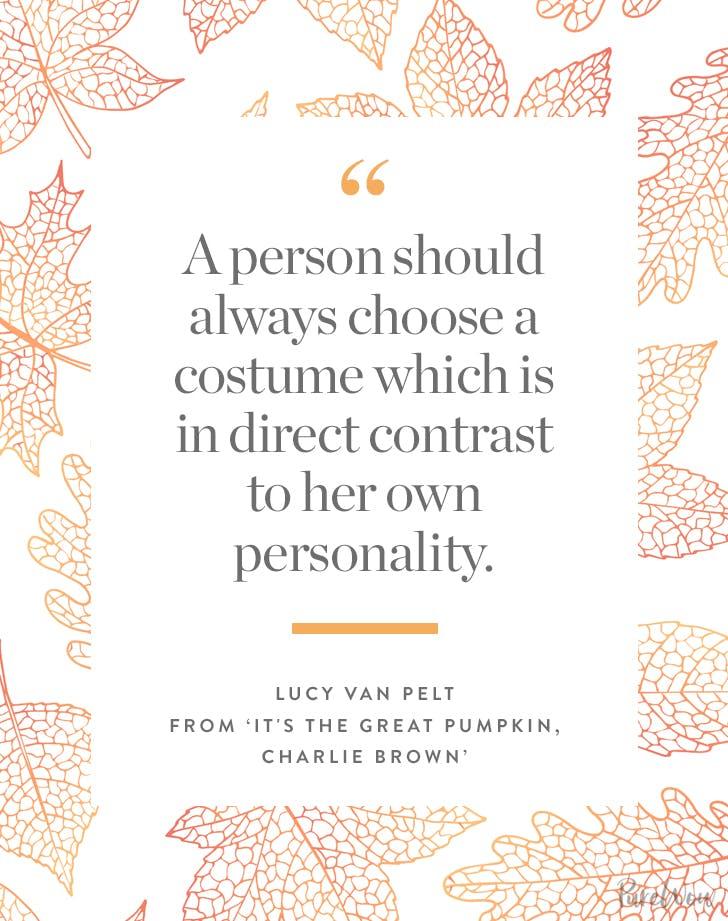 Halloween Quote It s the Great Pumpkin Charlie Brown