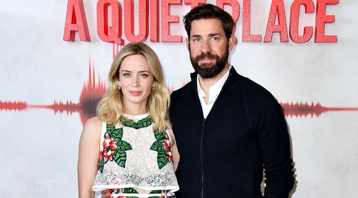 John Krasinski Flew to See His Family Every Weekend While Filming 'Jack Ryan' Because That's the Kind of Dad He Is