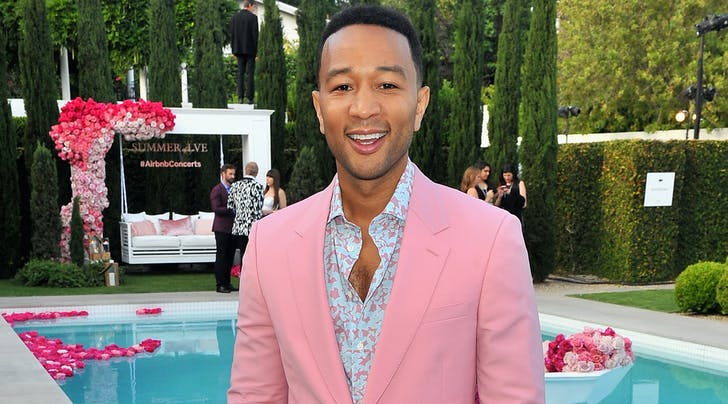 John Legend Just Landed a *Major* New TV Gig