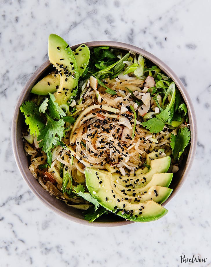 Kelp and Zucchini Noodle Pad Thai recipe1