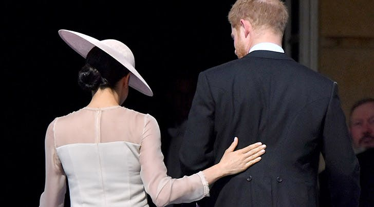 The Sneakily Subtle Way Meghan Markle Avoids Upstaging Prince Harry