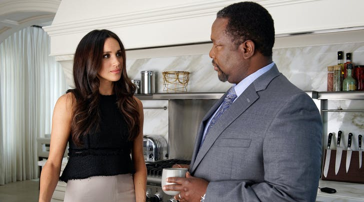Meghan Markle's 'Suits' Dad Revealed the Bizarre Way He Knew She & Harry Were Serious