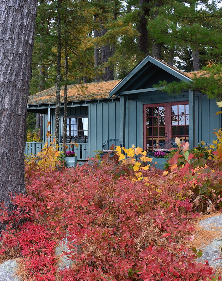 20 Quaint New England Inns & Hotels To Book For Fall