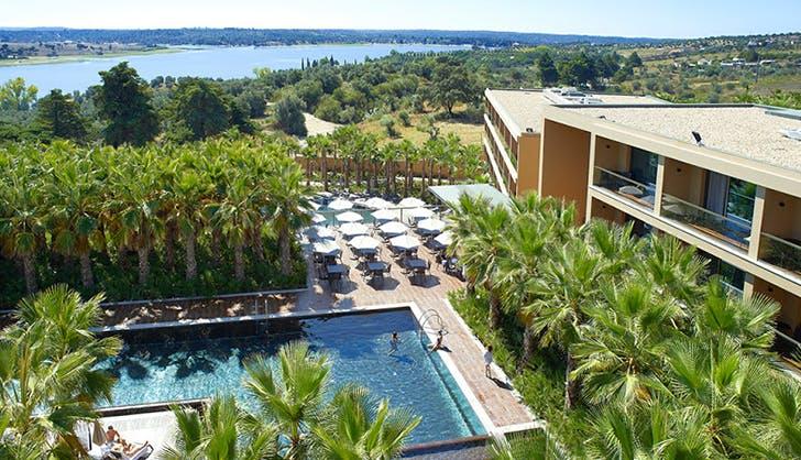 Nau Hotel   Resorts   Lago Montargil   Villas  Alentejo  Portugal 1