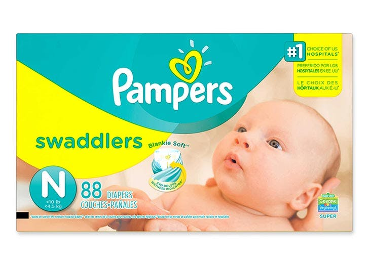 Newborn diapers Bed Bath and Beyond