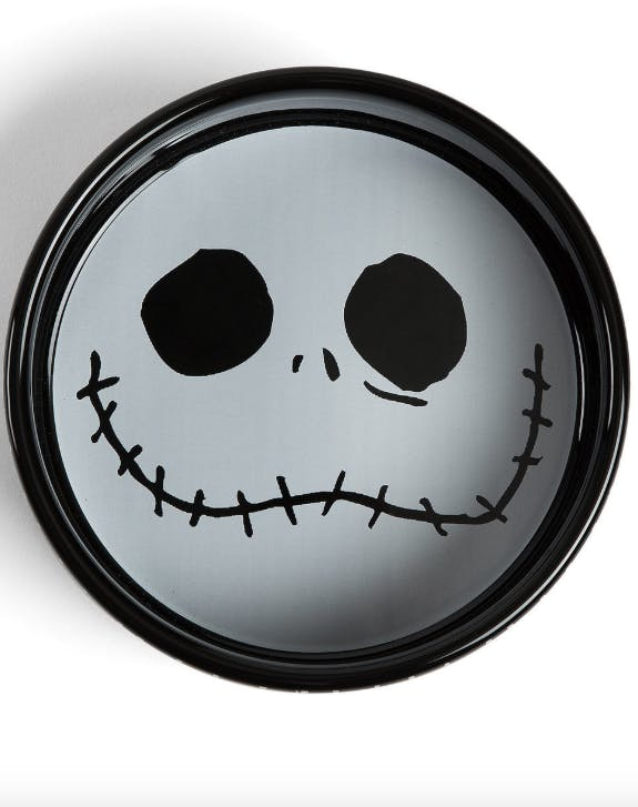 Nightmare Before Christmas Jack Skellington pet bowl