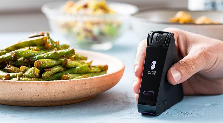 This Gadget Tells You If There Are Peanuts in Your Food—but Does It Really Work?