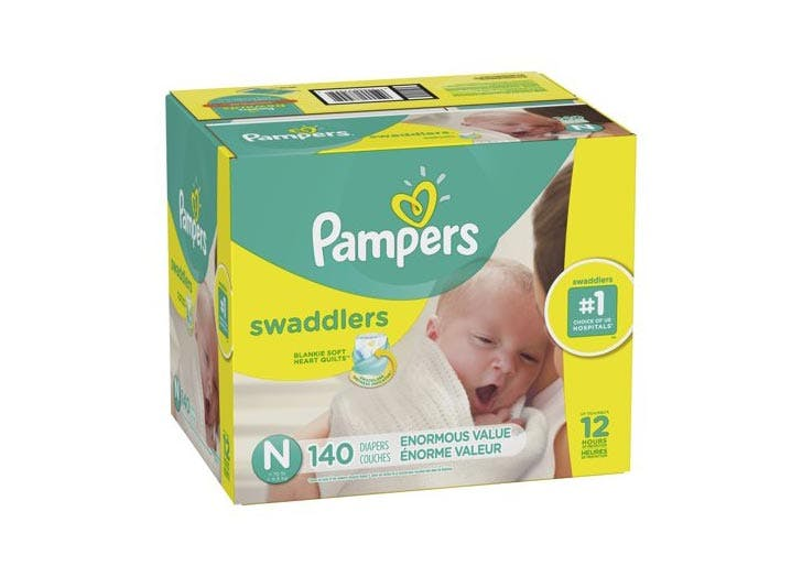 Pampers Swaddlers Diapers From Walmart