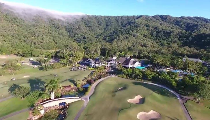Paradise Palms  Cairns  Australia 1