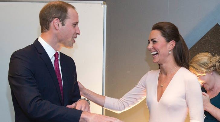 Once Upon a Time, Prince William Shared That He and Kate Middleton Are, Ahem, 'Naughty'