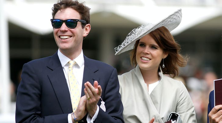 Special Delivery: Princess Eugenie & Jack Brooksbanks Wedding Invitation Is Here
