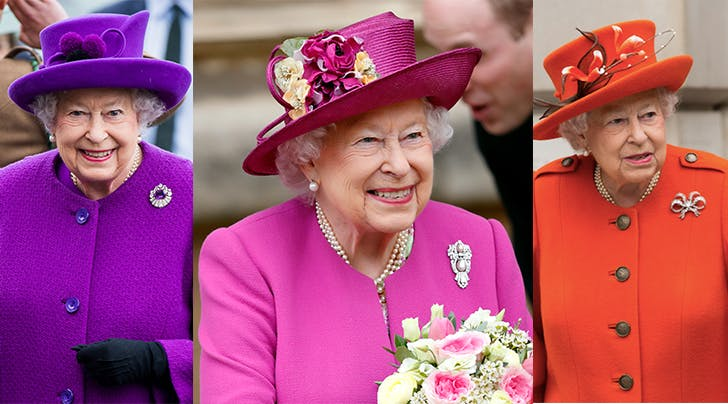 Queen Elizabeth Rocks Bright Colors on the Reg for One Important Reason
