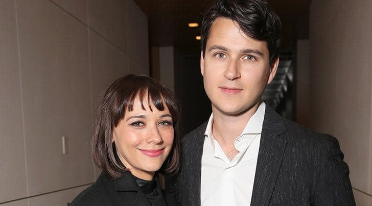 Rashida Jones Secretly Welcomed Her First Child a Month Ago & His Initials Are So Perfect