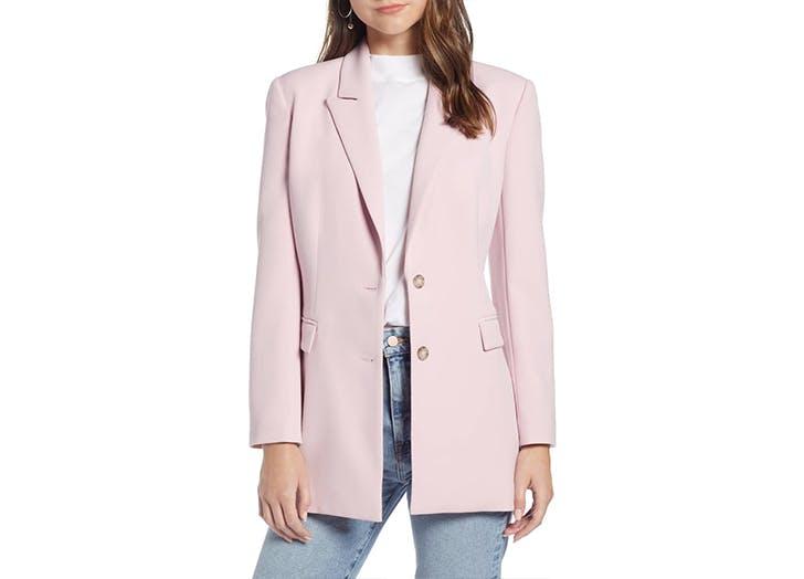 SN Pink Blazer
