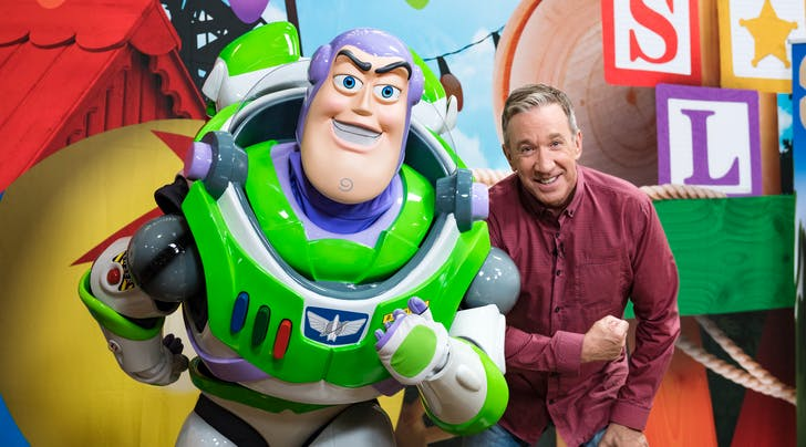 Tim Allen Says Recording the Final 'Toy Story 4' Scene Took Him to Emotional Infinity & Beyond