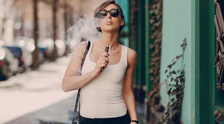 Vaping Vitamins Is the Latest Wellness Trend, and We Have So Many Questions