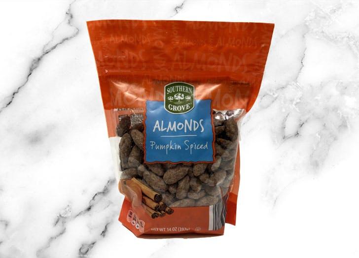 aldi southern grove almonds
