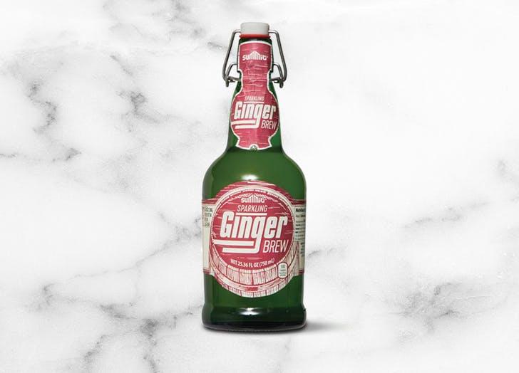 aldi summit sparkling ginger brew