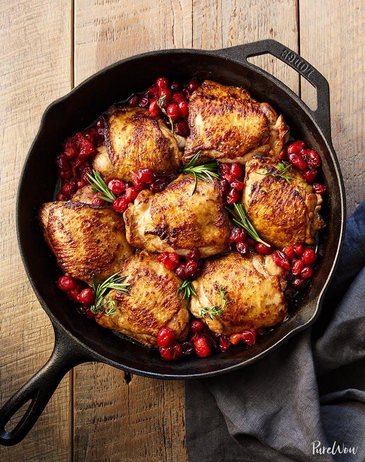 balsamic cranberry roast chicken recipe 921