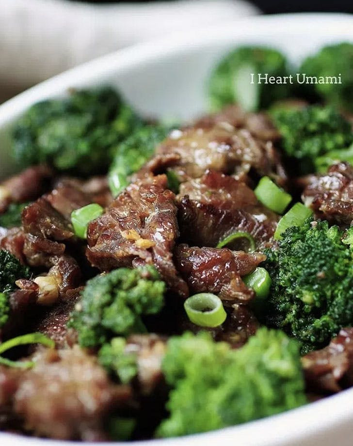 beef with broccoli recipe