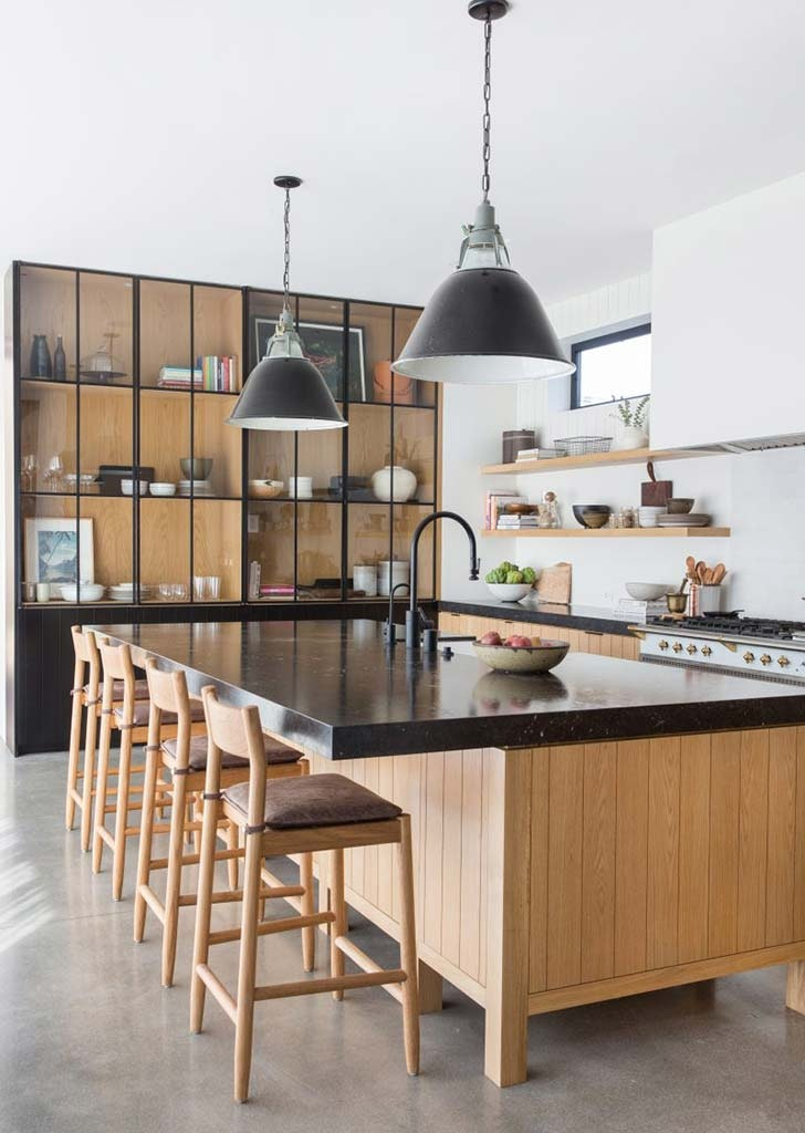 10 Kitchen Designs That Use Black   PureWow