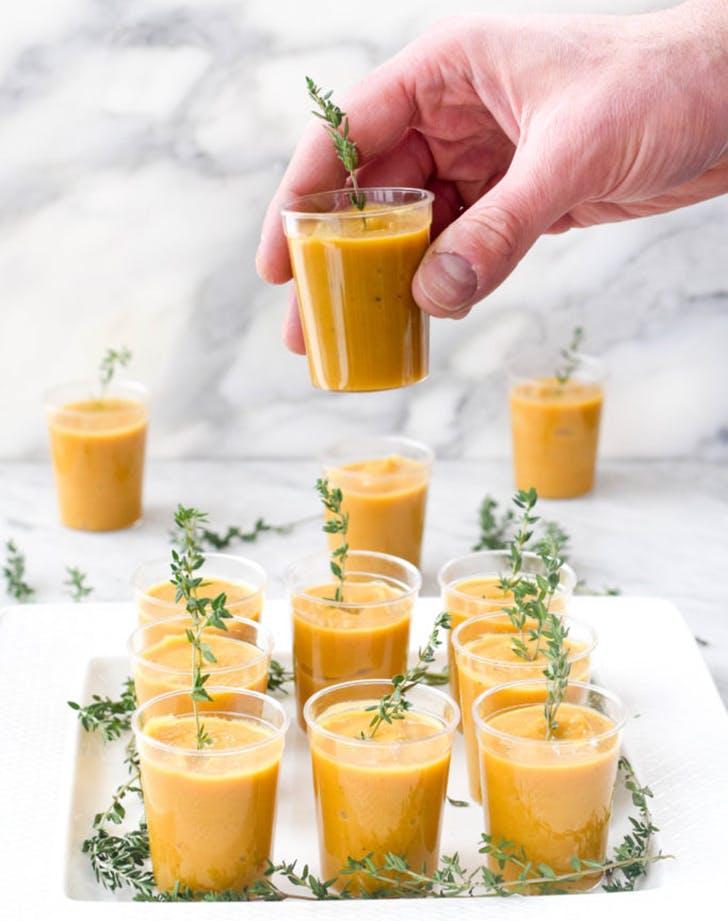 butternut squash soup shooters recipe1