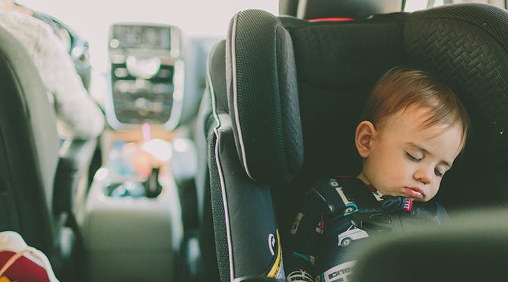 Target's Car Seat Trade-In Program Is Back (This Time with Even More Perks)