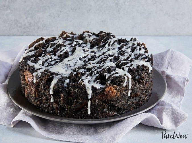 chocolate brad pudding cake