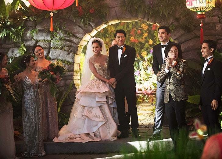 'Crazy Rich Asians' Bridesmaid Dresses