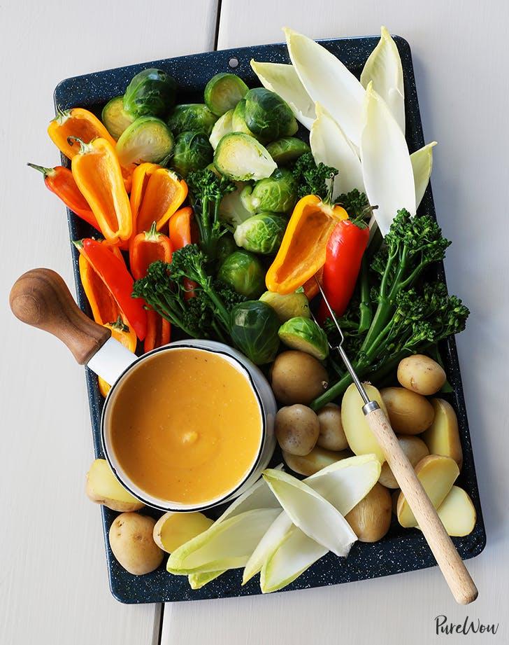 dairy free butternut squash fondue recipe1