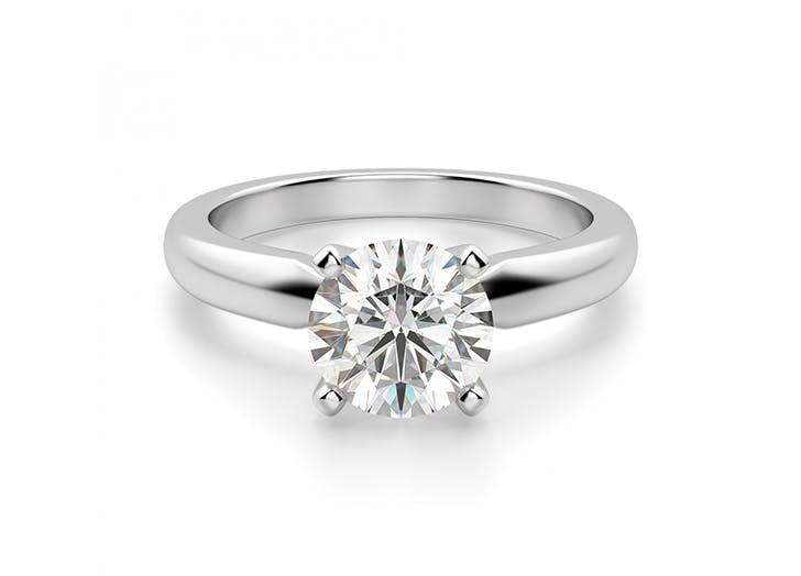 diamond nexus engagement ring