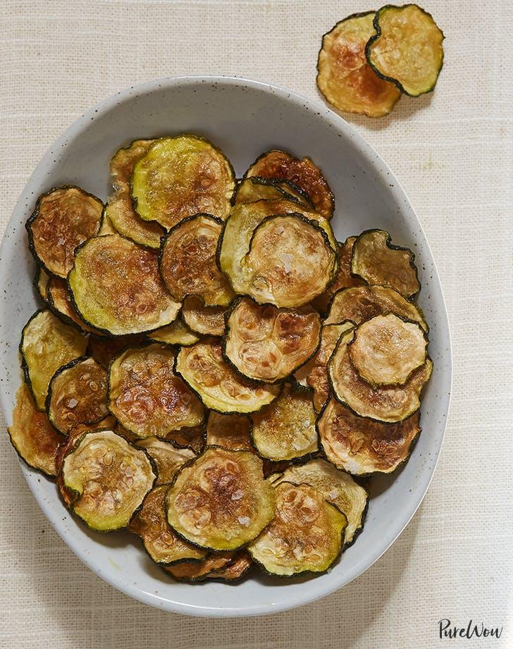 easy zucchini chips recipe