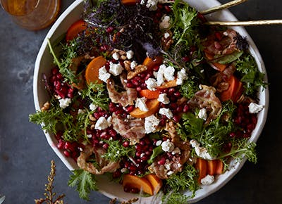 fall farmers market salad recipe 290