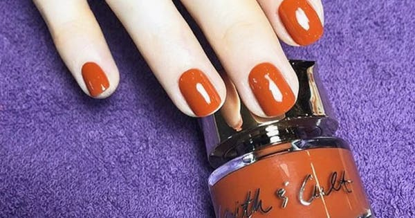 Best Fall Nail Colors Fall 2018 - PureWow