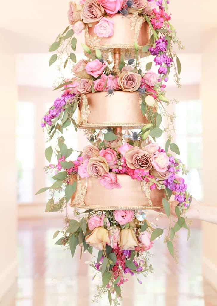 floral chandelier inspiration131