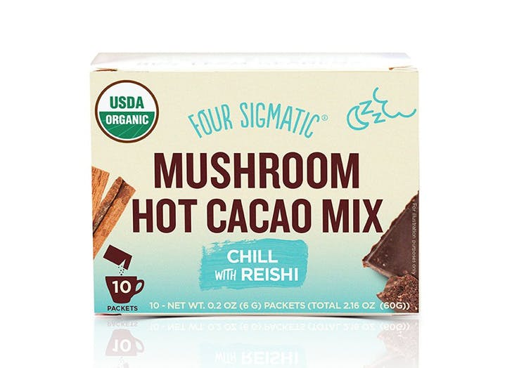 four sigmatic mushroom hot cacao