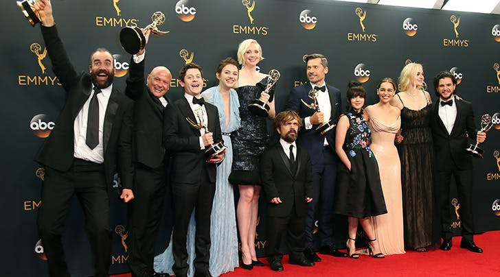 'Game of Thrones' Named Outstanding Drama Series at the 2018 Emmy Awards