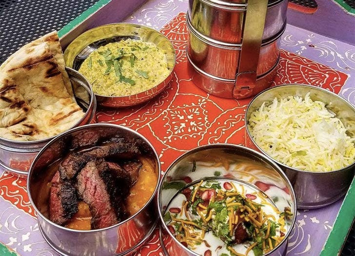 ghee table spread